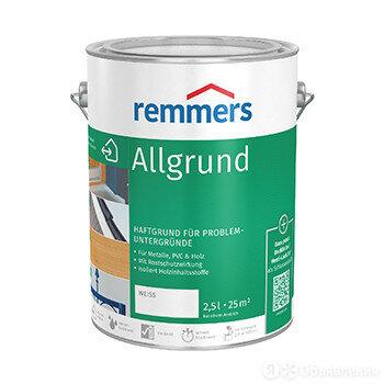 Грунтовка Allgrund, 2,5 л, 2721 Белый /  Weiss по цене 3382₽ - Строительные смеси и сыпучие материалы, фото 0