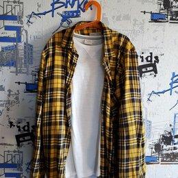 Рубашки - Желтая рубашка в клетку, 0