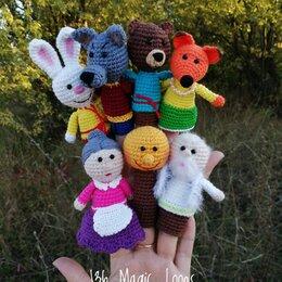Кукольный театр - Пальчиковый театр , 0