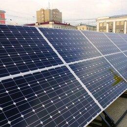 Солнечные батареи - Солнечная панель 370WS (Монокристалл), 0