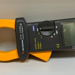 Измерительные инструменты и приборы - Атаком АТК-2200 Актаком АТК-2200 Токовые клещи, 0