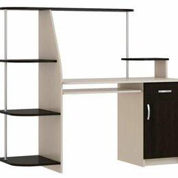 Компьютерные и письменные столы - Стол компьютерный новый Омскмебель Ст18, 0