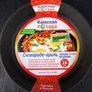 Сковорода-гриль, литая, d=28 см, две ручки, чугунная крышка по цене 5585₽ - Сковороды и сотейники, фото 3