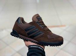 Кроссовки и кеды - Кроссовки Адидас марафоны коричневые , 0