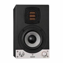 Оборудование для звукозаписывающих студий - EVE Audio 100W Студийный монитор активный SC204. Доставка, 0
