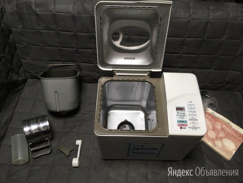 Хлебопечка LG HD-152CE по цене 2500₽ - Хлебопечки, фото 0