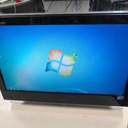 Моноблоки - Моноблок Kraftway Core2Duo 6Gb 120SSD, 0