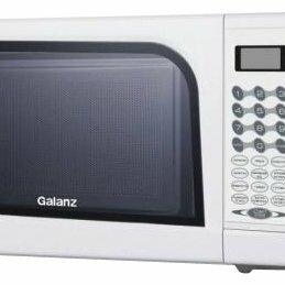 Микроволновые печи - СВЧ печь Galanz MOG-2041S (эл.белая.соло), 0