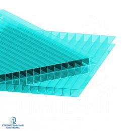 Поликарбонат - Сотовый поликарбонат 16 мм, 0