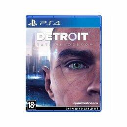 Игры для приставок и ПК - PS4 Detroit Стать Человеком, 0