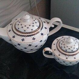 Сервизы и наборы - набор чайный, 0