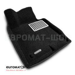 Аксессуары для салона - Коврики салона текст.HYUNDAI Sonata 2020-/KIA Optima 2020- Euromat 3D Lux чер..., 0