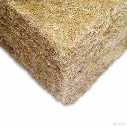 Изоляционные материалы - Белплит Лён Акустик (1000х600х50мм), 0