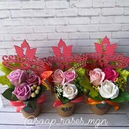 Цветы, букеты, композиции - Букеты из мыльных роз , 0