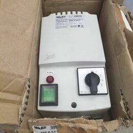 Аксессуары и запчасти - Регулятор скорости SRE-E-5,0-t с термозащитой пятиступенчатый, 0
