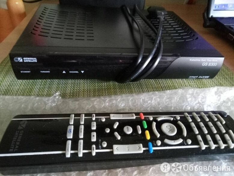 Ресивер GS8300 Триколор по цене 1750₽ - Спутниковое телевидение, фото 0