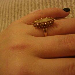 Кольца и перстни - Золотое кольцо сороконожка, 0