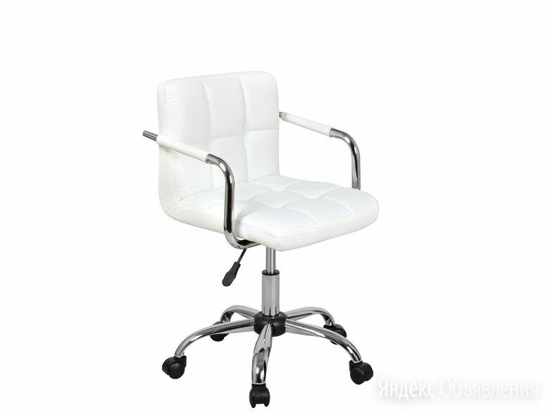 Кресло для персонала TERRY 9400, сиденье экокожа, основание хром по цене 5100₽ - Компьютерные кресла, фото 0
