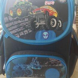 Рюкзаки, ранцы, сумки - Рюкзак школьный ортопедический для мальчиков, 0