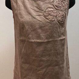 Блузки и кофточки - Блузы, топ и рубашки~Лён 💯%, 0