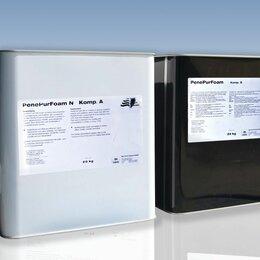 Изоляционные материалы - ПенеПурФом— двухкомпонентная гидроактивная инъекционная полиуретановая смола, 0