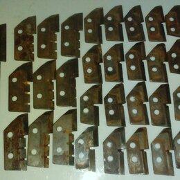 Ледобуры - Разновидности ножей для ледобура, 0
