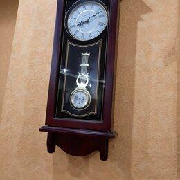 """Часы настенные - Антикварные механические настенные часы с боем """"венский стиль"""" кинцле, 0"""