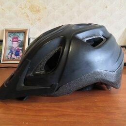 Спортивная защита - Велосипедный шлем RockRider р-р L, 0