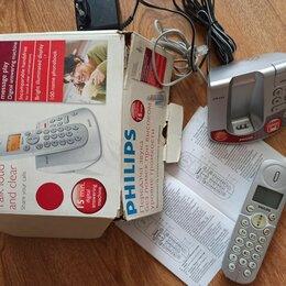Проводные телефоны - телефон трубка базовый беспроводной, 0