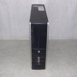 Настольные компьютеры - ПК HP 6300 1155 G850 1x2Gb DDR3 120SSD Q75 240W sl, 0
