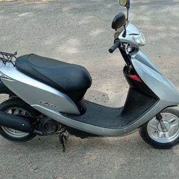 Мото- и электротранспорт - Скутер Honda Dio AF62. Без пробега., 0