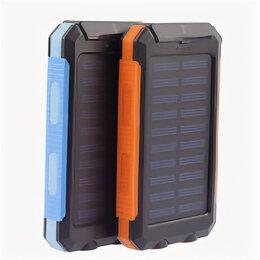 Универсальные внешние аккумуляторы - Power bank на солнечных батареях solar 20000mAh, 0