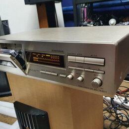 Акустические системы - Кассетная дека Onkyo TA-6210 (Made in Japan), 0