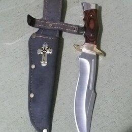 Ножи и мультитулы - Нож с ножнами, 0