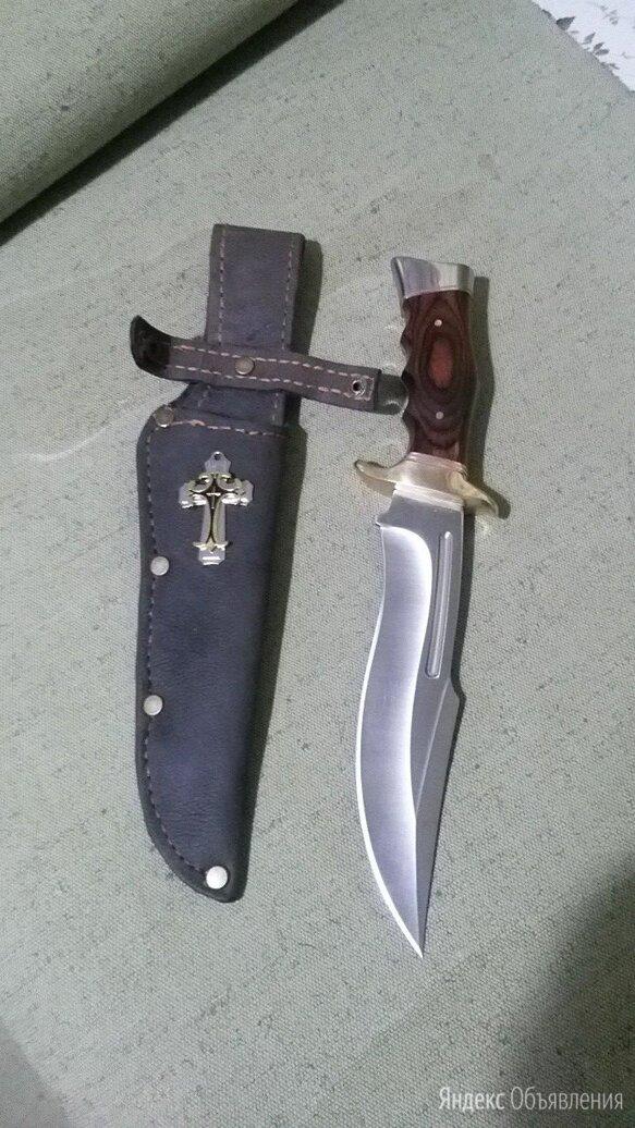 Нож с ножнами по цене 3000₽ - Ножи и мультитулы, фото 0