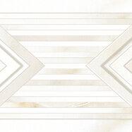 Заборчики, сетки и бордюрные ленты - Бордюр Global Tile Бордюр Global Tile Calacatta Gold 10200000102 40х7,5, 0