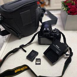 Фотоаппараты - Зеркальный фотоаппарат Nikon D3200 18-55, 0
