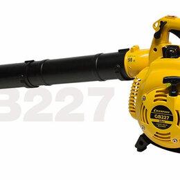 Воздуходувки и садовые пылесосы - Воздуходувка CHAMPION GB227, 0