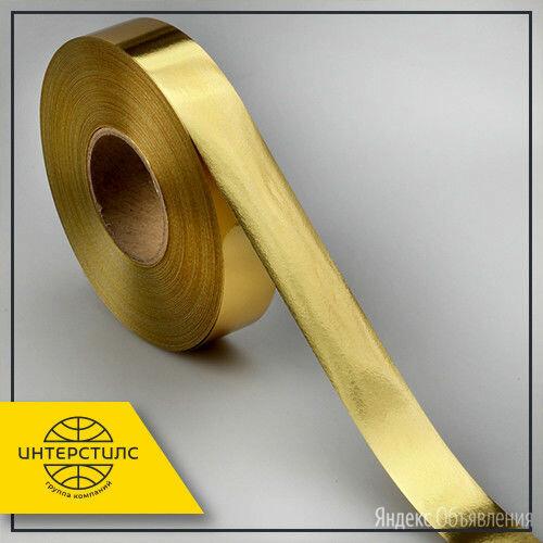 Лента из золота 1,1х100х250 мм ЗлНМЦ585-12.5-4 ГОСТ 7221-2014 по цене 4846₽ - Металлопрокат, фото 0