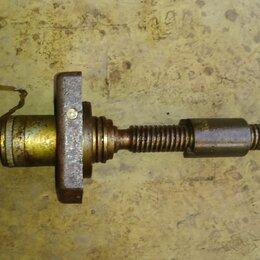 Принадлежности и запчасти для станков - Винт-гайка задней бабки в сборе с корпусом к станку 16К20., 0