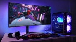 Настольные компьютеры - Игровой компьютер GTX 1060 4 Ядра, 0