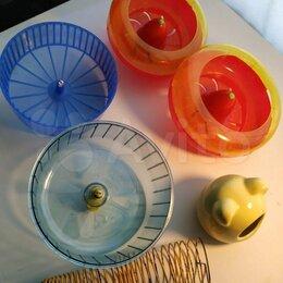 Игрушки и декор  - Аксессуары в клетку, колеса Savic и другие, кормушки, 0
