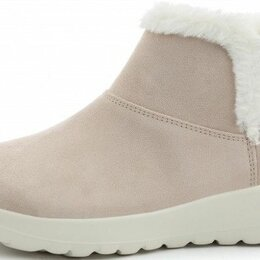 Ботинки - Skechers on-the-go  Joy Bundle Up кожа р.40 (осень🍂❄ зима), 0