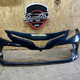 Кузовные запчасти - Бампер передный toyota camry v70 , 0