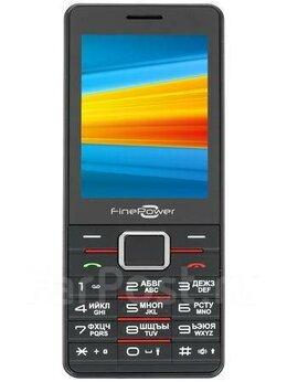 Мобильные телефоны - Новый сотовый телефон Finepower Ba281, 0