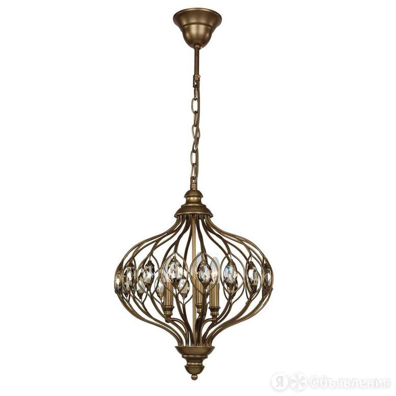 Подвесная люстра Favourite Fes 1382-3P по цене 23100₽ - Люстры и потолочные светильники, фото 0