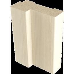 Дверные коробки - Коробка ПВХ дуб беленый 26х70х2070мм, 0