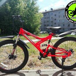Велосипеды - ВЕЛОСИПЕД MAXXPRO SENSOR 24 PRO, 0