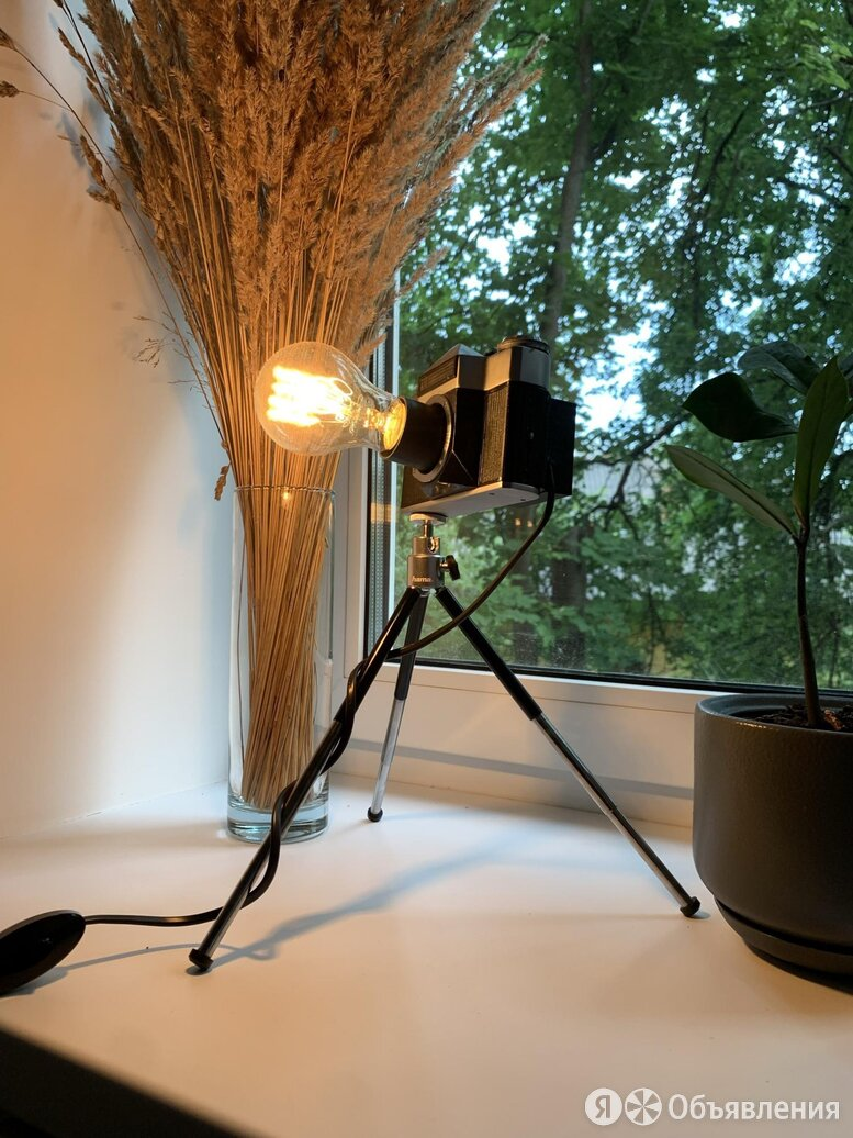 Светильник настольный ретро ссср по цене 3300₽ - Ночники и декоративные светильники, фото 0
