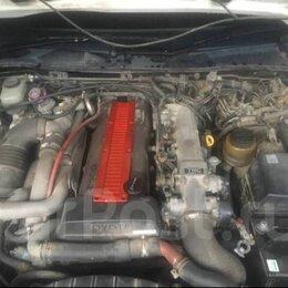 Двигатель и топливная система  - Мотор 1jz gte , 0